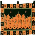 Field of Pumpkins Wall Hanging