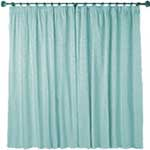 Unlined, Pencil Pleat Curtains
