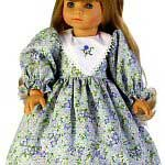 Eighteen Inch Doll Dress Pattern