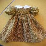 Little Girl Doll Dress