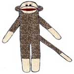 Make a Sock Monkey
