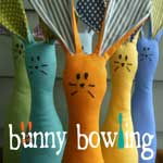 Bunny Bowling