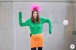 Sew a Christmas Tree Costume